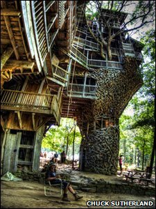 Treehouse by Chuck Sutherland