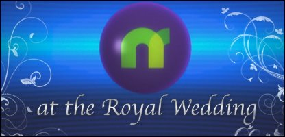 Newsround at the royal wedding