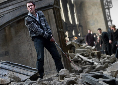 Matthew Lewis as Neville Longbottom in Harry Potter and the Deathly Hallows - Part 2