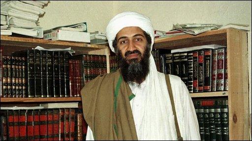 Osama bin Laden described. Osama Bin Laden