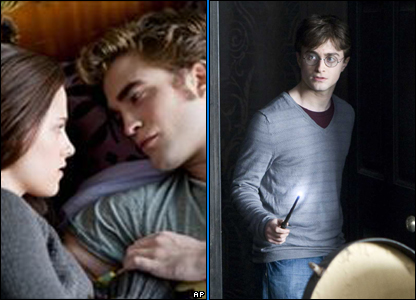 Twilight v Harry Potter