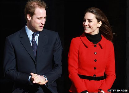 Second in line: Prince William (born 1982), elder son of Prince Charles with his wife Kate, the Duchess of Cambridge.