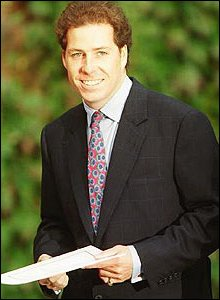 Fourteenth in line: David, Viscount Linley (born 1961). He's the son of Princess Margaret, the sister of the Queen.