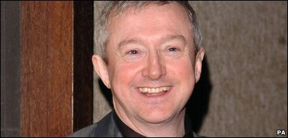 X Factor judge Louis Walsh
