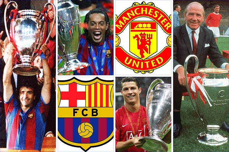 Bbc Sport Football Champions League Barcelona Manchester