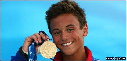 Olympic diver Tom Daley missed out on some of his Olympic tickets