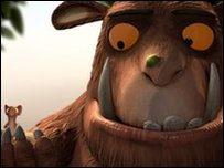 Still from The Gruffalo