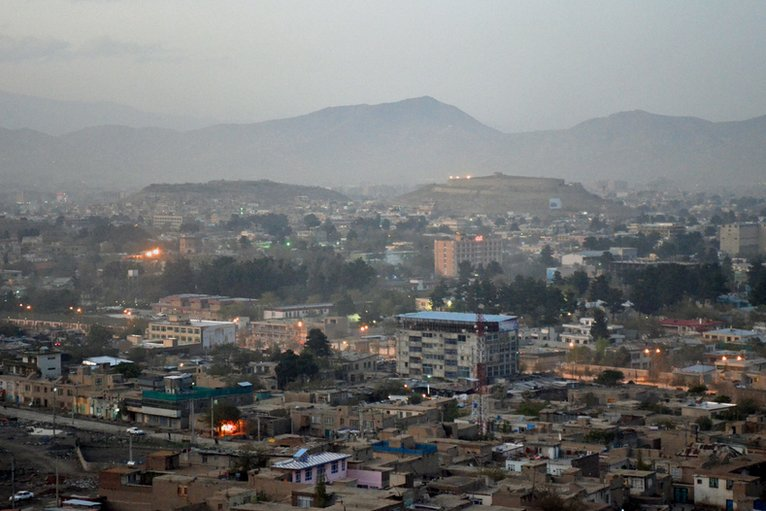 BBC News - Today - In pictures: Kabul's lost children