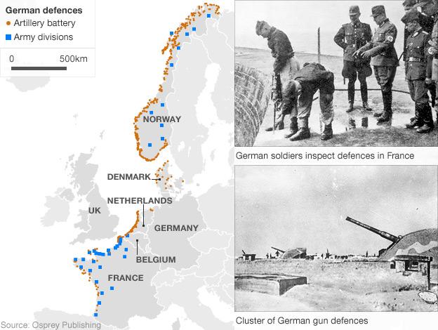 Hitler's Atlantic Wall: Should France preserve it?