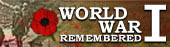 World War 1 remembered