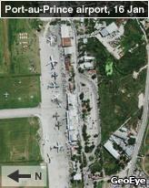 Haiti airport image