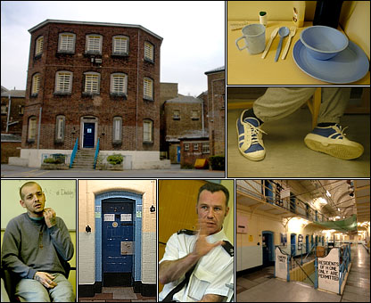 Scenes from around Chelmsford Prison