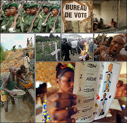 Scenes from DR Congo