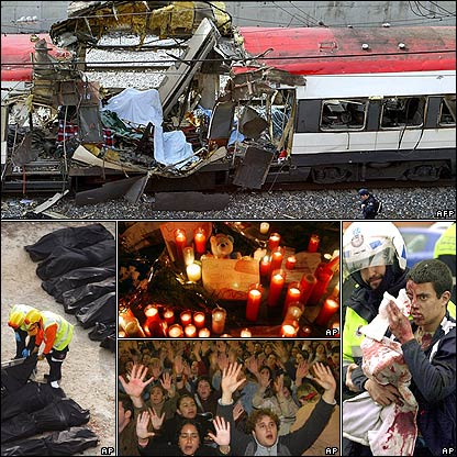Madrid attacks 11 March 2004