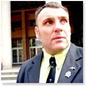 Former soldier Shaun Rusling, National Gulf Veterans and Families Association