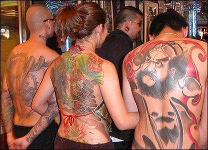 East Tattoo Taiwan - LiLz.eu - Tattoo DE