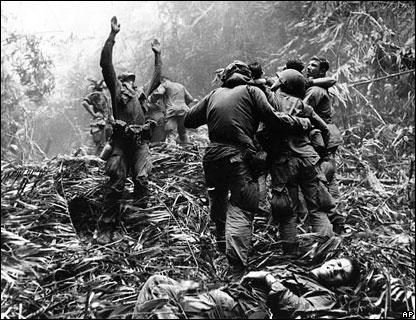 In pictures: the vietnam war