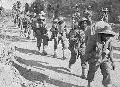 The african soldiers who fought for the british empire in world war ii