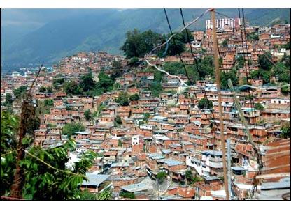 BBC NEWS | Photo journal: Life in a Caracas barrio,