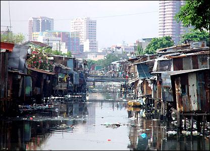 Manila Philippines Slums