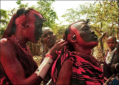 African puberty rituals simply magnificent