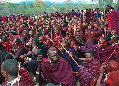 Maasai Ceremonies