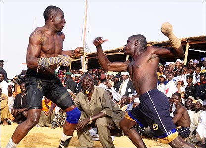 1 - Traditional Boxing In Nigeria