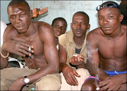10 - Traditional Boxing In Nigeria