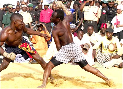 3 - Traditional Boxing In Nigeria