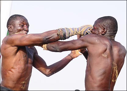 4 - Traditional Boxing In Nigeria