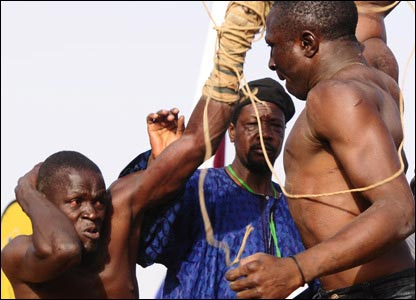 6 - Traditional Boxing In Nigeria
