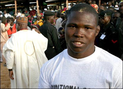 7 - Traditional Boxing In Nigeria