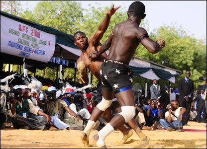 8 - Traditional Boxing In Nigeria