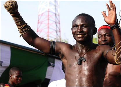 9 - Traditional Boxing In Nigeria