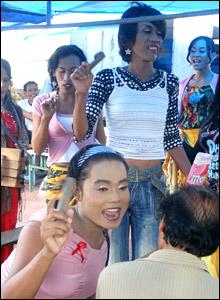 был там трансвеститы индонезии особо было