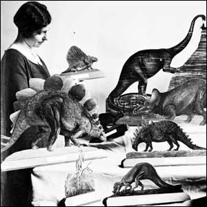 Natural History dinos