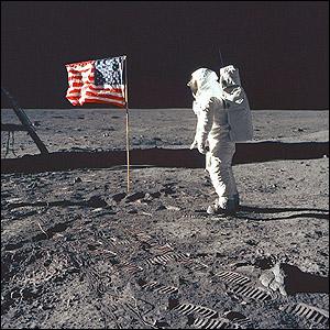 Spacer po Księżycu