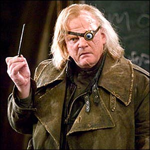 Gleeson changed the laws of physics in order to actually learn magic for the Harry Potter films