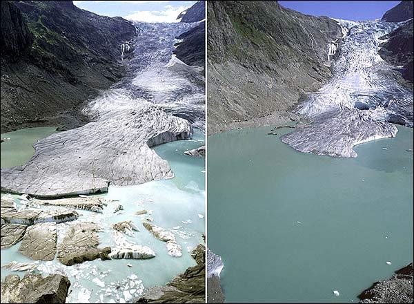 fonte des glaciers 1