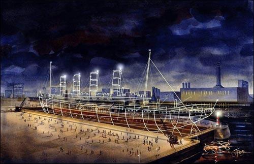 Titanic Quarter Project