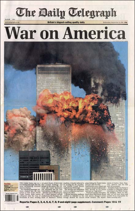 People Jumping From Twin Towers