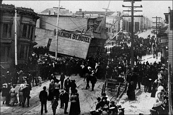 ... News | In pictures | San Francisco Earthquake - 1906 | Personal cost