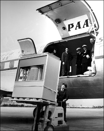 First IBM Hard Drive