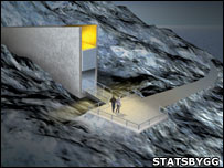 'Doomsday' vault design unveiled