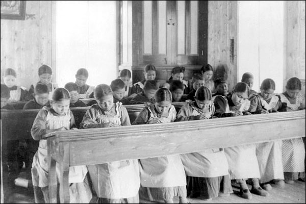 In pictures canada s residential schools