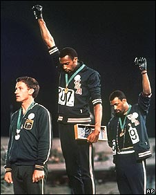 Peter Norman: The other man on the podium Laun