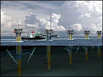Первая в России промышленная приливная электростанция (ПЭС) будет построена на Кольском полуострове.