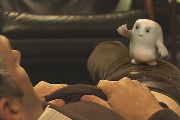 Bbc News In Pictures Knitted Aliens Spark Doctor Who Row Tv Adipose