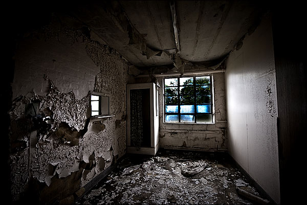 Bbc News In Pictures Law Hospital Abandoned Mirror