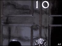 number 10 door
